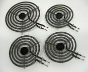Mp31ya Electric Range Burner Element Unit Set 3 Mp15ya 6 1 Mp21ya 8