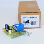 Refrigerator Adaptive Defrost Control Board For Whirlpool Wp2304099