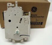 Wh12x10202 Genuine Ge Washer Washing Machine Timer Control Oem
