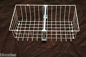 Sears Kenmore Elite Upright Freezer Wire Basket Replacement Part 253 26072100