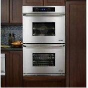 Dacor Eord230sch 30 Double Electric Wall Oven Stainless With Flaws