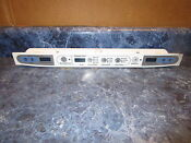 Ge Refrigerator Touchpad Part Wr55x10495