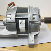Used Kenmore Frigidaire Washer Motor Model 25850 From Front Loader 417 4204 2100