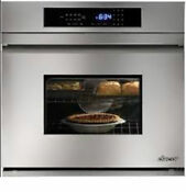 Dacor Distinctive 30 Inch Electric Single Wall Oven Stainless Steel Do130