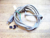 Maytag Neptune Washer 110 V Power Cord Mah 3000 Used Front Load Plug In