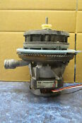 Whirlpool Washer Motor And Pump Part 4163370 242892 Sc 18 71