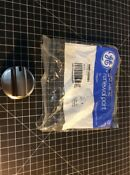 Ge Gas Range Stainless Knob Part Wb03x24991 New In Box