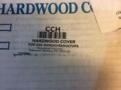 Viking Gas Range Hardwood Grill Grate Cover Model Cch New In Box