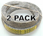 2 Pk Washer Belt For Amana Maytag Ap4035118 Ps2027742 37820 27001007