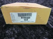 Whirlpool Kenmore Roper Top Load Washer Water Valve W10683680
