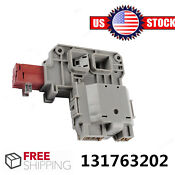 Part Number 131763202 Door Lock Switch Assembly Fits For Frigidaire Washer Usa