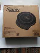 Nuwave2 Precision Induction Cooktop Model30151 1300watt Household Use Only
