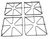 4 Wb31k6 Gas Stove Top Burner Grate 4 Pack Replaces Ge Hotpoint