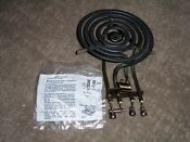 New Oem Ge Stove Top 6 Burner Element Wb30x342 Hotpoint