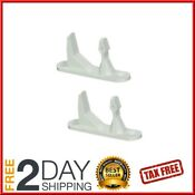 2 Packs Frigidaire Affinity Front Load Washer Door Assembly Striker Lock Latch
