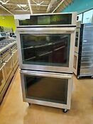 Jenn Air 30 Electric Double Wall Oven Jjw3830ds