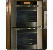 Dacor Discovery Millennia 30 4 2 Cu Ft Double Electric Ss Wall Oven Mov230s