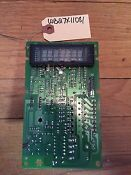 Ge General Electric Microwave Main Control Board Wb27x11081