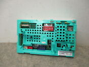 Whirlpool Washer Control Board Part W10296034