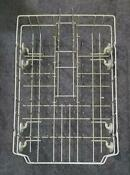 Kenmore Frigidaire Dishwasher Lower Rack Assembly 154237602 Wiith Intact Wheels