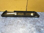 Kitchenaid Dishwasher Control Panel Part W10078116