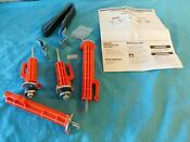 New Whirlpool Stack Shipping Bolt Kit Duet Front Kenmore Elite He Washer Dryer