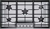 Thermador 36 Ss Cooktop Patented 5 Star Burner S Stainless Cooktop Sgsp365ts