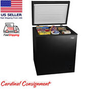 Arctic King 5 Cu Ft Chest Freezer Ice Chest 5cf Ready To Ship In Hand