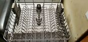 Dishwasher Upper Dish Rack With Accessories Part W10854221 Used Free Shipping