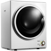 850w Electric Tumble 4 Mode Compact Laundry Dryer Wall Mounted 1 5 Cu Ft