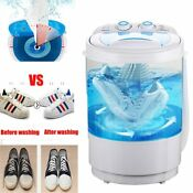 New Shoe Washing Machine Remote Control Small Home Shoe Washer Brush Wash Clothe