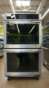 Jenn Air 30 Jjw3830ds Stainless Steel Electric Convection Double Wall Oven