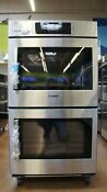 Bosch Hblp651ruc 30 Stainless Steel Double Electric Wall Oven