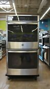 Ge 27 Electric Double Wall Convection Oven Jk5500sfss Stainless Steel