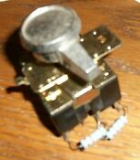 Whirlpool Kenmore Dryer Timer Switch 3387810 Used