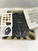 New Nuwave Precision Induction Cooktop Model 30131 With Instructions Dvd