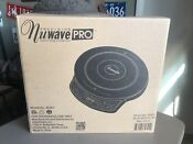 New In Box Nuwave Precision Pro 30301 Induction Cooktop Household