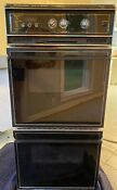 Vintage Kitchen Aid Wall Double Oven