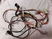 Kenmore Washing Machine Wire Harness Part 3950493 Used Free Shipping