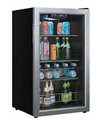 Edgestar Bwc121 19 W 105 Can Capacity Extreme Cool Beverage Stainless Steel