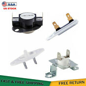 279973 3392519 8577274 Dryer Thermal Cut Off Fuse Thermistor Control Kit Kenmore
