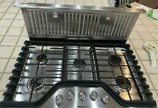 Kitchenaid 36 Cooktop With Telescopic Downdraft System