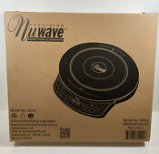 Precision Nuwave Induction Cookware Cooktop 30101 Brand New In Box Complete