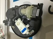New Genuine Whirlpool Wpw10605057 Dishwasher Pump And Motor Assembly
