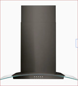 Whirlpool 30 In Convertible Fingerprint Resistant Black Stainless Wall Mounted R