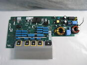 Bosch Pc Board 671009 00748583 For Electric Range Induction Cooktop New