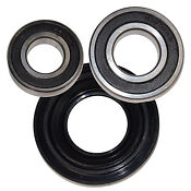 Hqrp Bearing Seal Kit For Whirlpool Duet Sport Wfw9151yw00 Wfw9250ww00 Washer