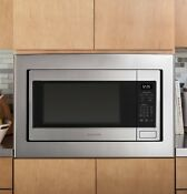 Ge Deluxe Built In 30 Microwave Oven Trim Kit Jx2130sh Stainless Steel