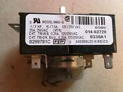 8299781c Whirlpool Dryer Timer Free Shipping 18d1