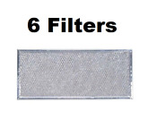 Microwave Grease Filter For 6802 Maytag Whirlpool Kenmore 6 X 13 5 6 Pack
